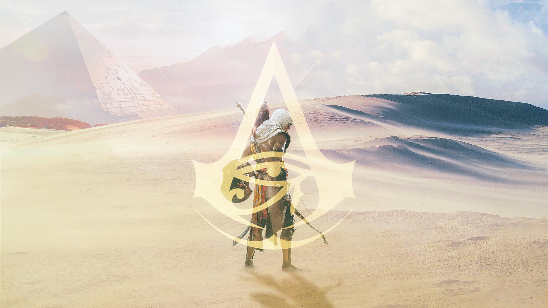 4k Assassins Creed Origins Wallpaper Hd