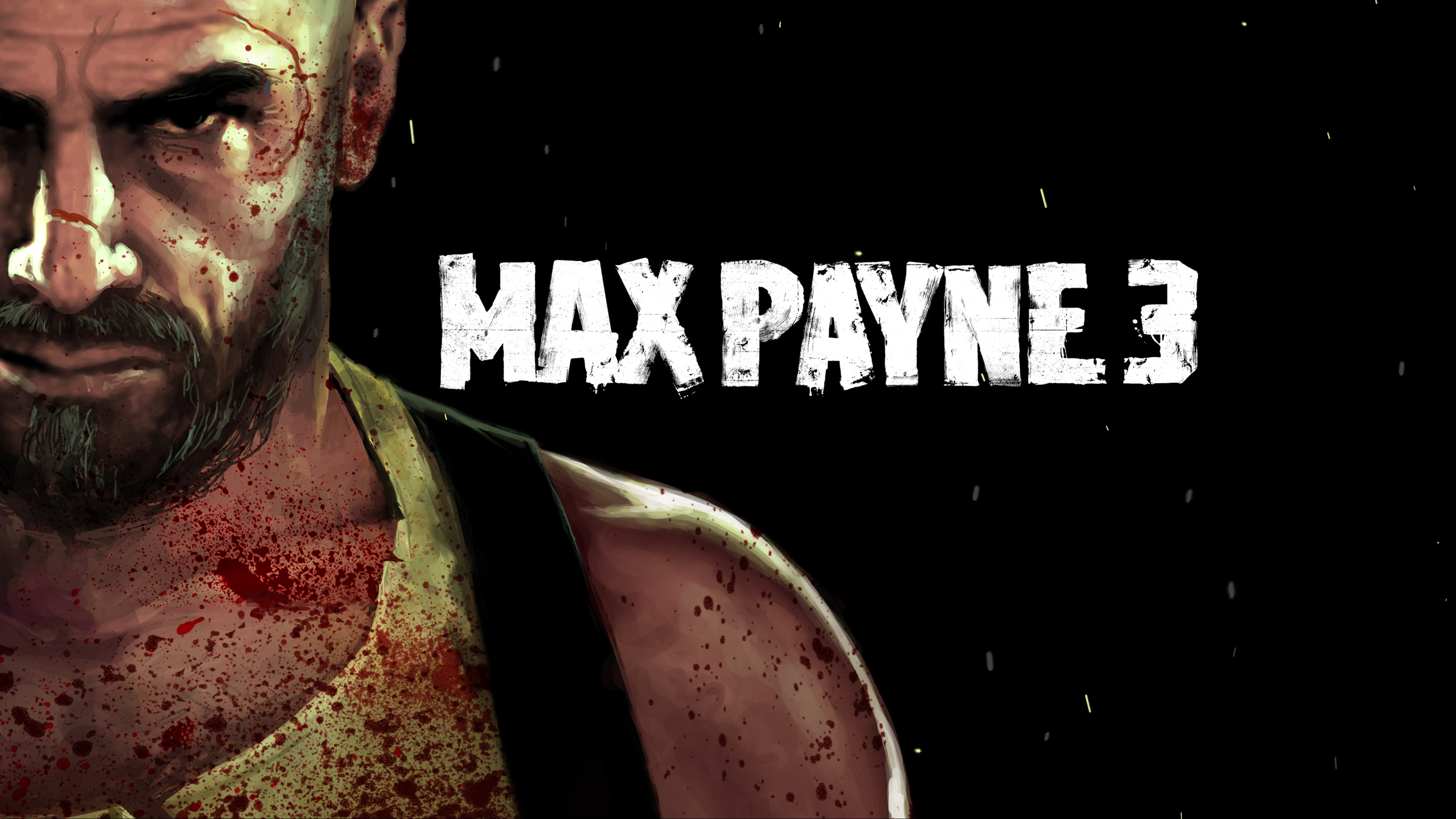 4k Max Payne 3 Wallpaper Hd