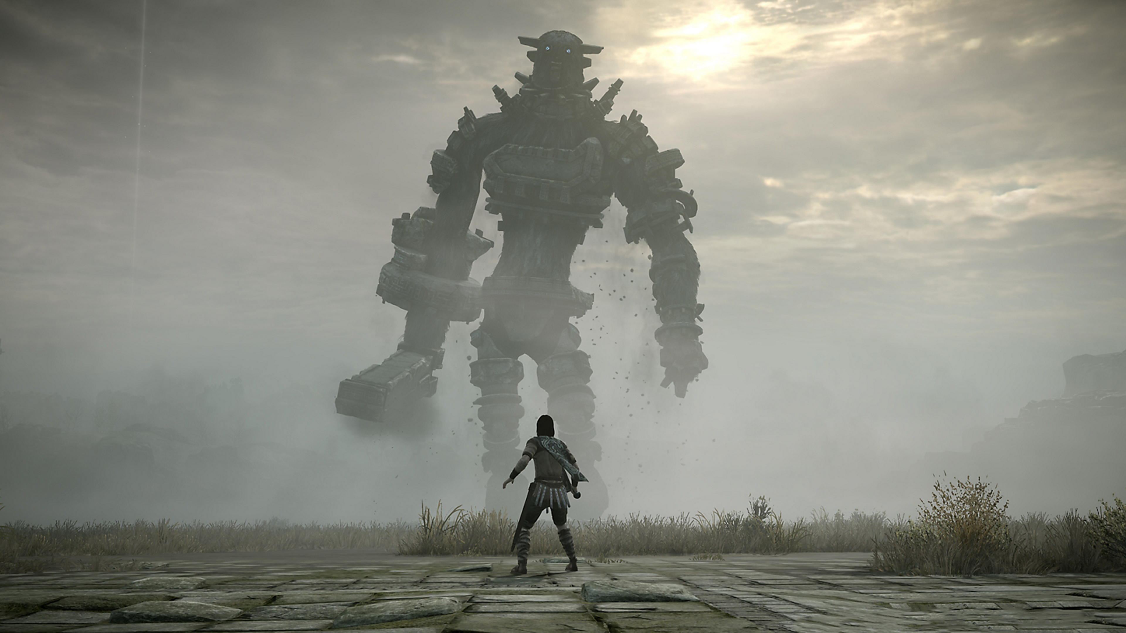 4k Shadow Of The Colossus Wallpaper Hd