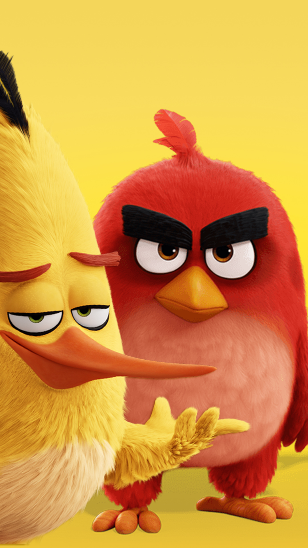 Angry Birds Iphone Background