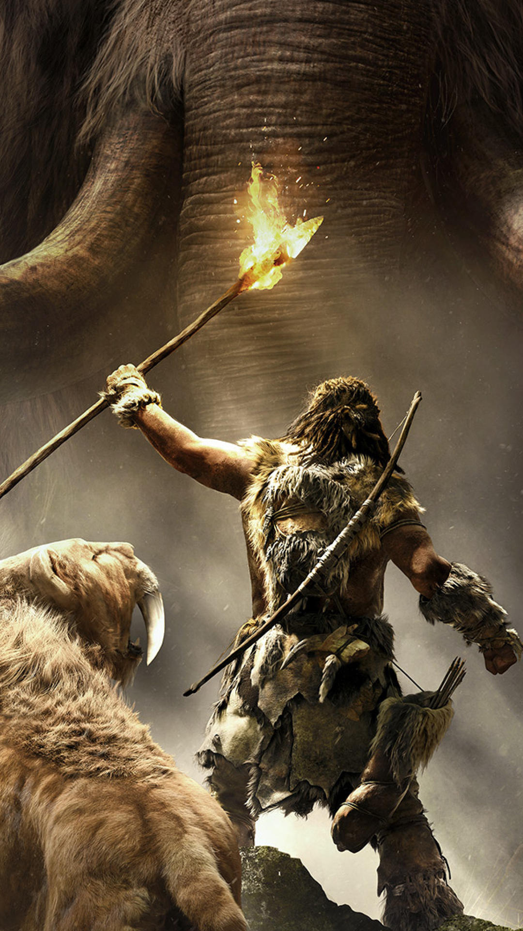 Far Cry Primal Iphone Background