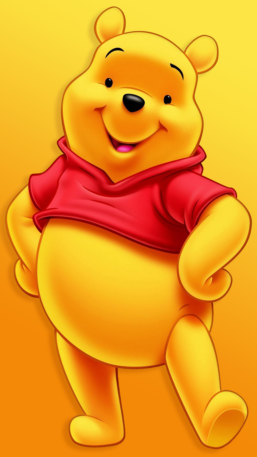Winnie The Pooh Iphone Background