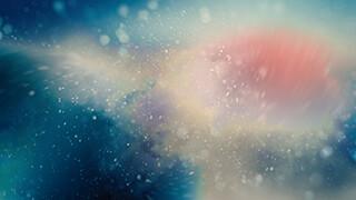 abstract winter storm wallpaper