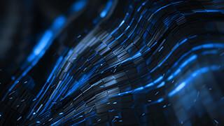 alien blue wallpaper