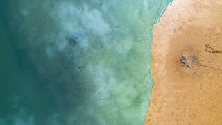 beautiful beach shore wallpaper