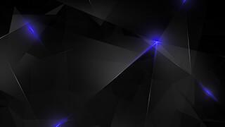 Dark Blue Polygon