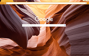 Canyon Google Chrome Theme