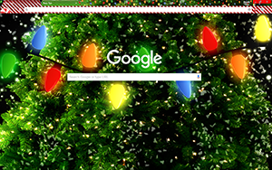 Christmas Chrome Theme