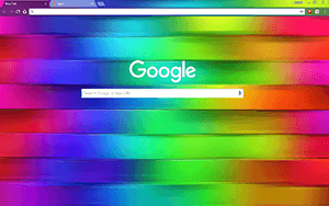 Color Max Google Chrome Theme