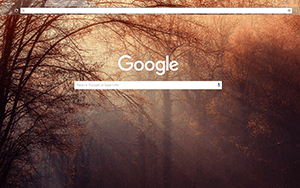 Forestry Google Chrome Theme