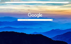 Nepal Google Chrome Theme