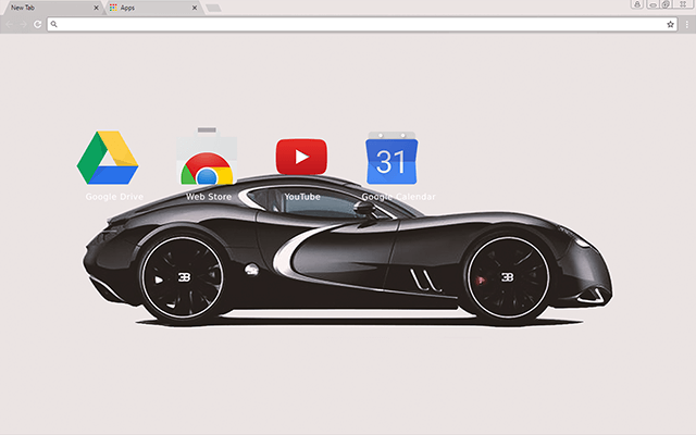 Black Bugatti - Web Apps