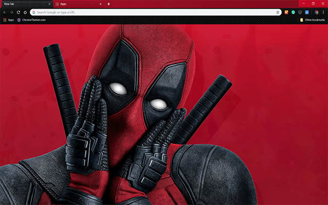 Deadpool Funny - HD Background