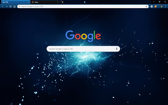 Google Chrome Theme Categories