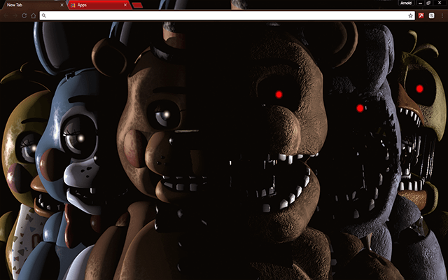 Five Nights at Freddy's - HD Background