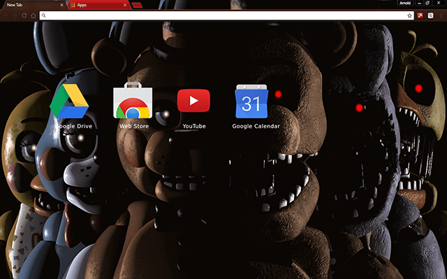 Five Nights at Freddy's - Web Apps