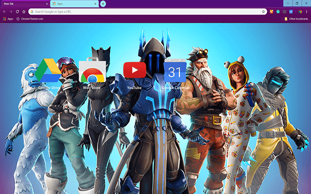 Fortnite Battle Ready - Web Apps