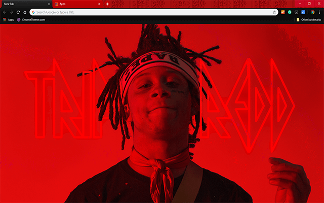 Trippie Redd - HD Background