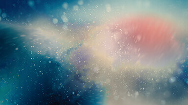 Abstract Winter Storm Google Background