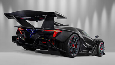 Apollo Supercar Google Background