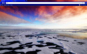 Arctic Sea Chrome Theme