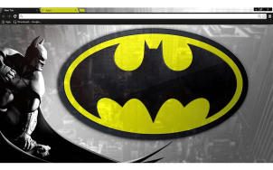 Batman Google Chrome Theme
