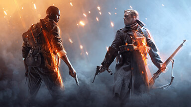 Battlefield 1 Google Background