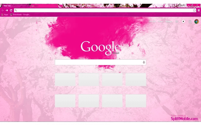 Beautiful Pink - Web Apps