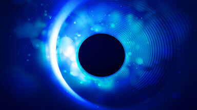Beyond Blue Google Background