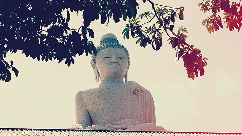 Big Buddha Google Background ...