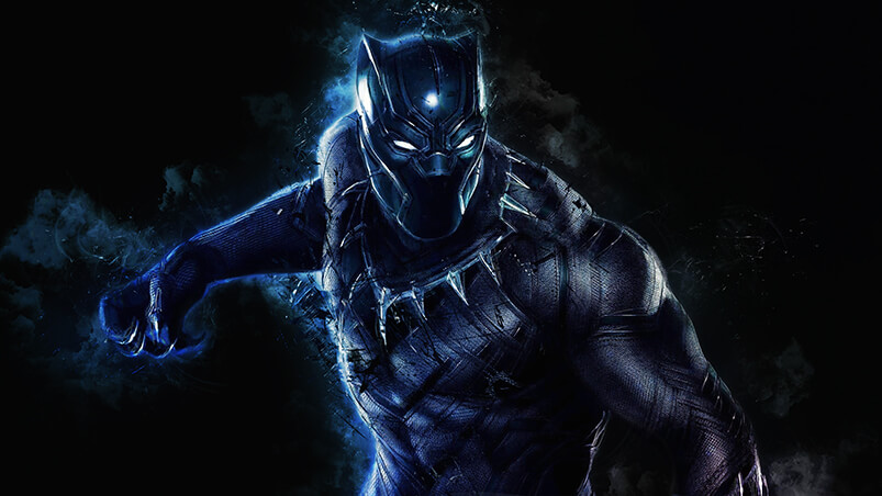 Black Panther Chromebook Wallpaper ...