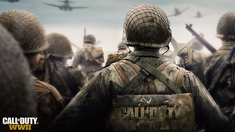 Call Of Duty: World War 2 Google Background ...