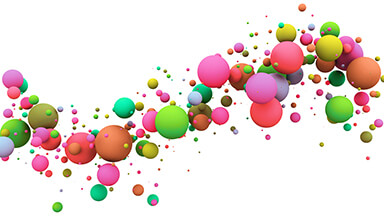 Color Splash Google Background