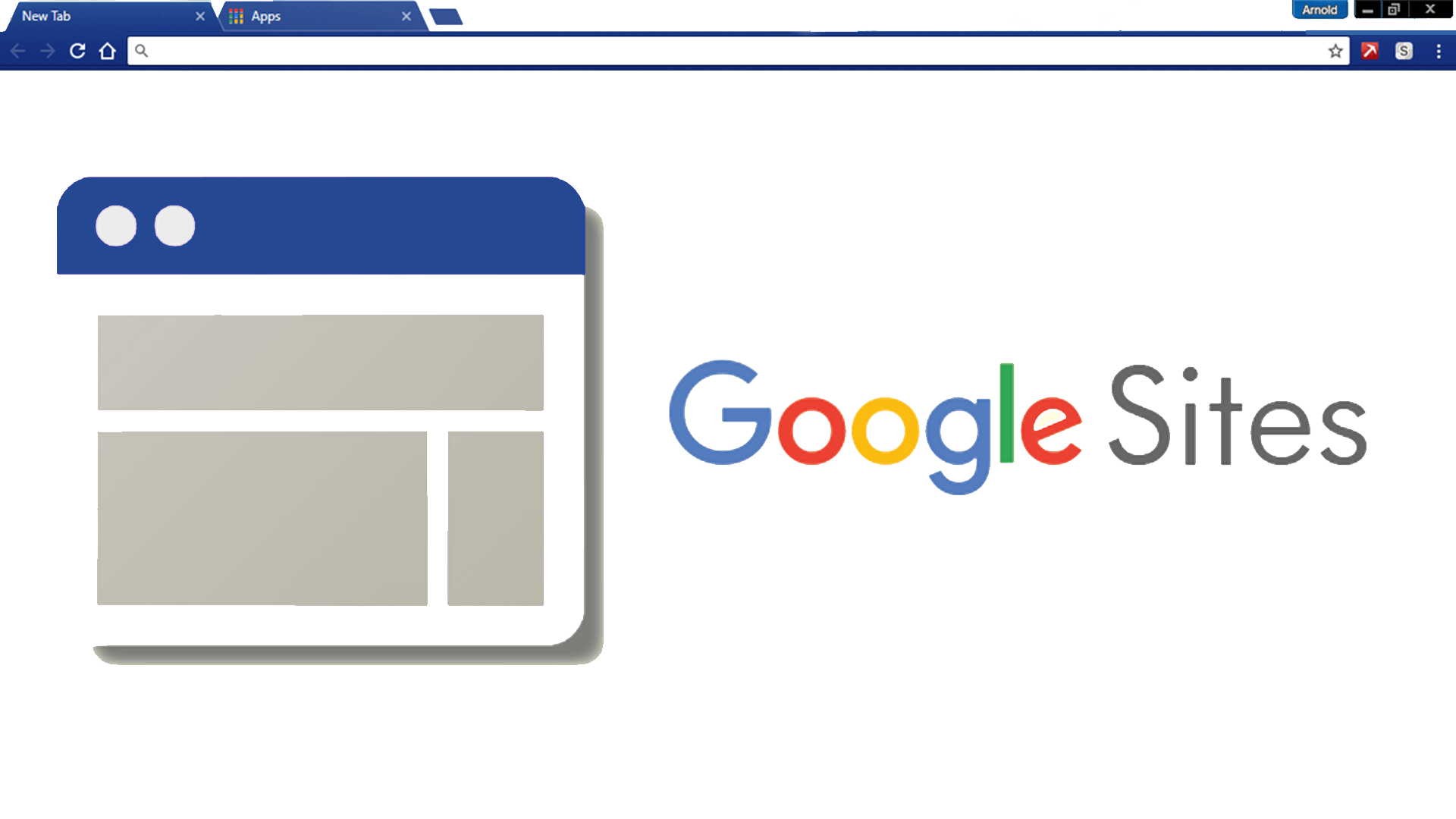 Create A Free Website With Google Sites