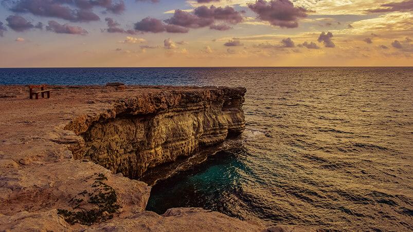 Cyprus Sea Cliffs Google Background ...
