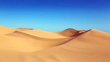 Desert Days Google Background