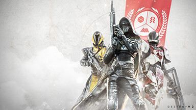 Destiny 2 Guardians Google Background