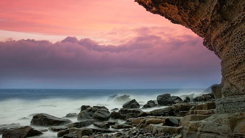 Dusky Coast Google Background ...