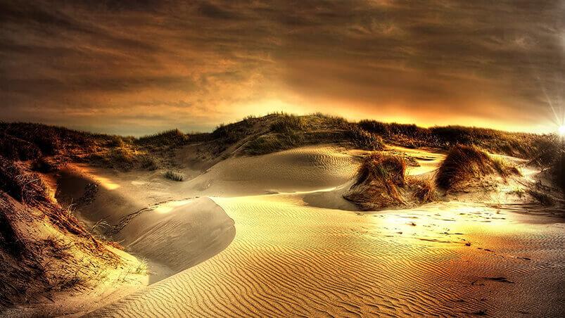 Dusky Sand Dunes Google Background ...
