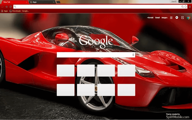 Ferrari - Web Apps