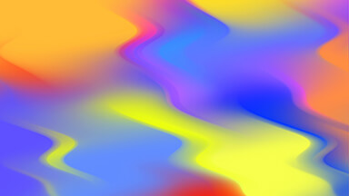 Flowing Colors Google Background