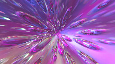 Fractal Bubbles Google Background