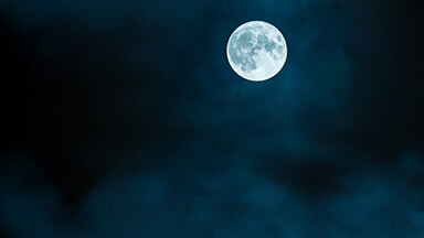 Full Moon Google Background