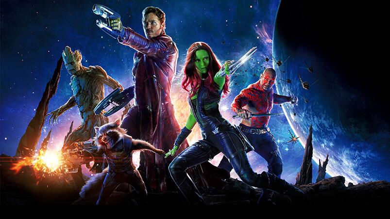 Gaurdians Of The Galaxy Google Background ...