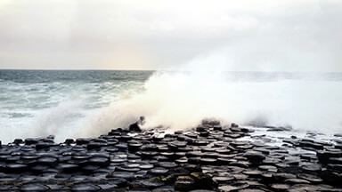 Giants Causeway Google Background