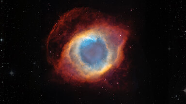 Helix Nebula Chromebook Wallpaper