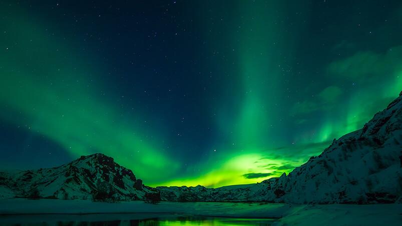 Iceland Google Background ...