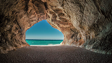 Italian Beach Google Background