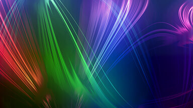 Lights Of Color Chromebook Wallpaper