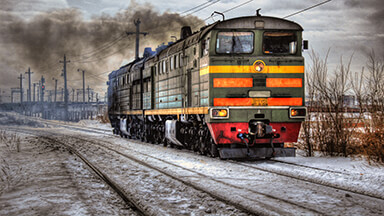 Locomotive Google Background